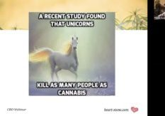 unicorns and cannabis